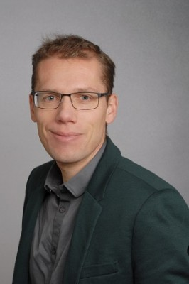 Orientierungsberater Andreas Peez